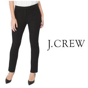 J Crew Bi-Stretch Straight Leg Crop Pants 👖